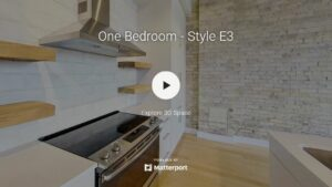 One Bedroom Style E3