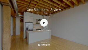 One Bedroom Style H