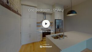 One Bedroom Style J