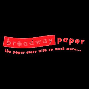 Broadway Paper logo