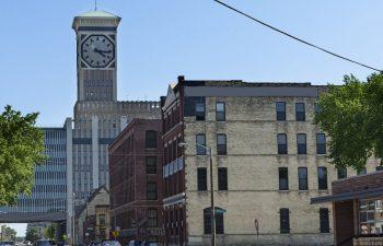 Serif Milwaukee ClockTower