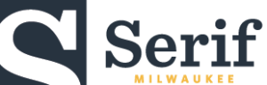 Serif Apartments Logo Medium Walkers Point