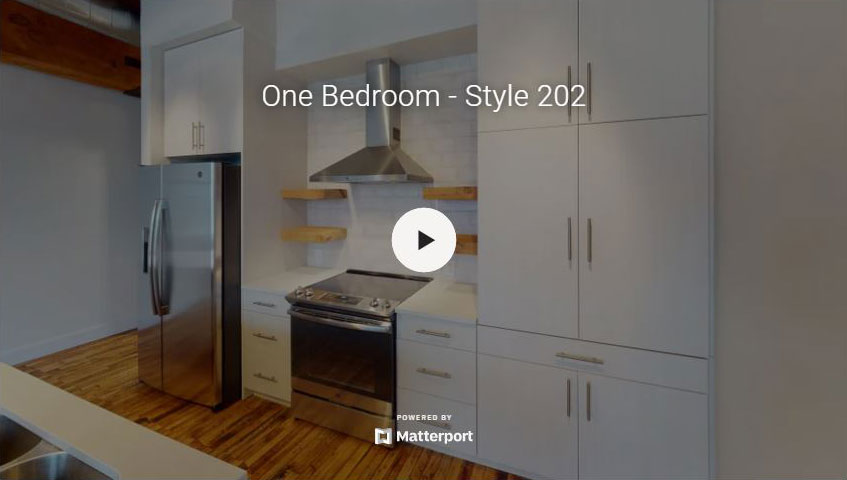 One Bedroom Style 202